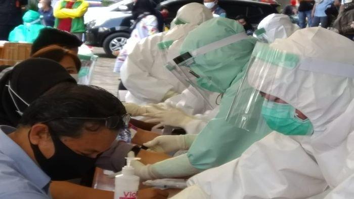 Rapid Test Jadi Kewajiban untuk Bepergian, Ibu Tiga Anak di Palembang Ini Akui Itu Sangat Berat