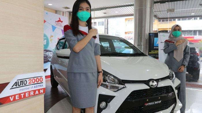 Auto2000 Berikan Promo Spesial untuk Paramedis, Bunga Nol Persen Miliki Mobil Toyota
