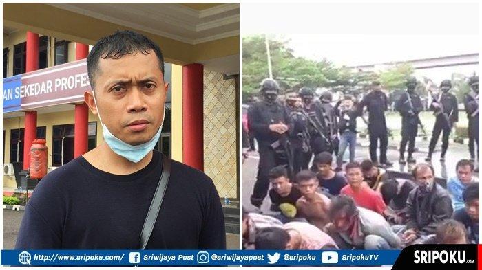 Satu Rumah di Kampung Tangga Buntung Palembang Disita, AKBP Andi Supriadi: 4 Positif Memakai Narkoba
