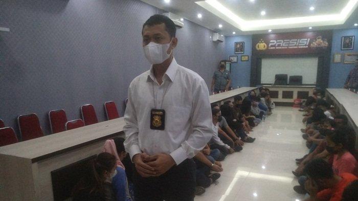 Puluhan Pengunjung Cafe RD di Palembang Positif, Kini Dikirim ke BNNP Sumsel: Ketahuan Buka
