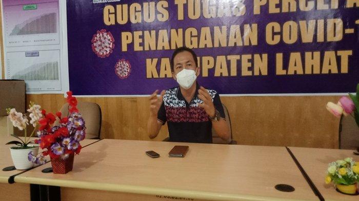 Update Virus Corona di Lahat, Satgas Minta Tetap Disiplin Prokes Meski Kasus Aktif Tinggal Satu