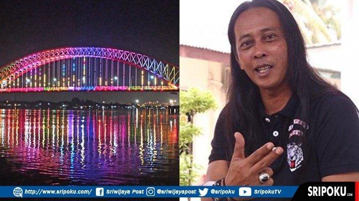 Jembatan Musi 6 Diresmikan, Ini Pesan Katim Hergon Jatanras Polda Sumsel untuk Warga Palembang