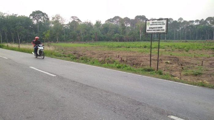 Sejarah Desa Karang Anyar Muratara, Daerah Tempat Bermarkasnya Polres Muratara