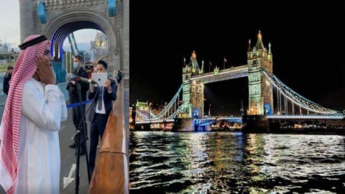 Cerita Kazi Shafiqur Rahman, Bikin Heboh Dunia, Kumandangkan Azan di Tower BridgeLondon, Inggris