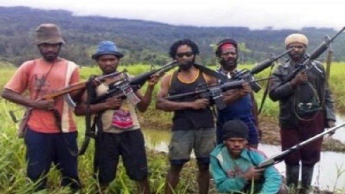 'Silahkan Datang ke Papua' Bantu KKB, Bala Pasukan TPNPB  Nyatakan Perang Lawan Indonesia!