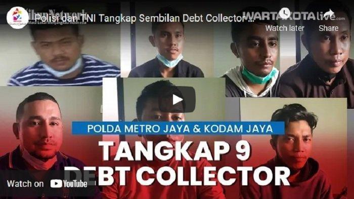 'SEMUA Preman Bayaran,' Fakta Terbaru 11 Debt Collector Pengepung Serda Nurhadi: 'Tumpas Habis'