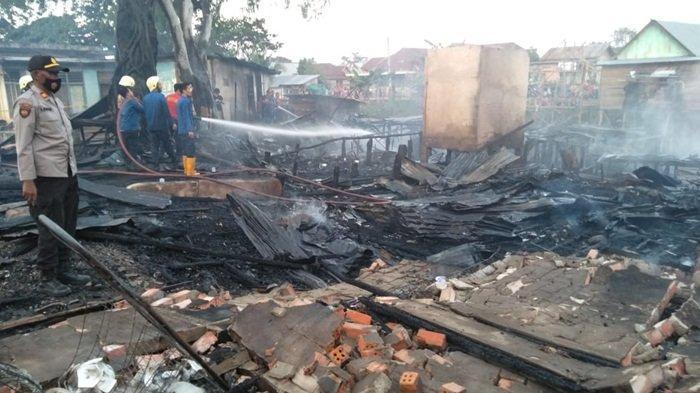 Korban Kebakaran di Pemulutan Minta Dibangunkan Rumah, Ini Jawaban Dinas Perkim Ogan Ilir