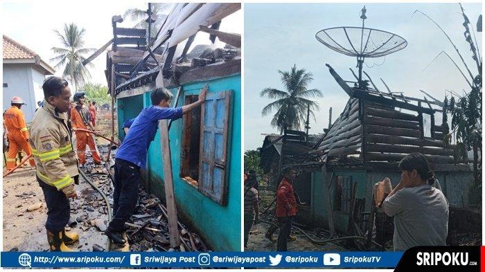 Baru Pulang Padamkan Api dari Desa Kaban, Tim Pemadam Kebakaran Meluncur Lagi ke Desa Suka Cinta