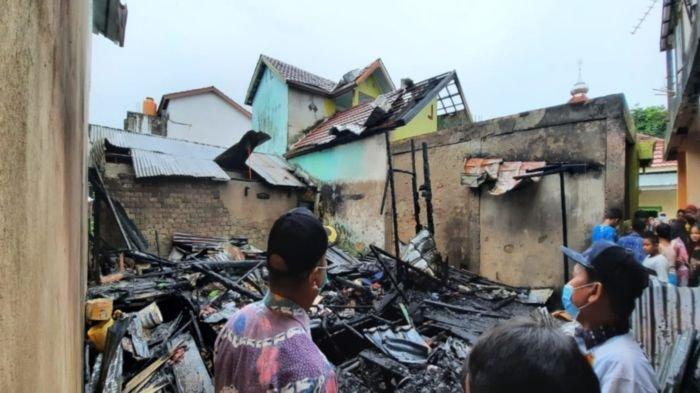 Abah Toyib Ungkap Rumah Terbakar di 15 Ulu Kerap Jadi Tempat Prostitusi, Dihuni Pasutri Satu Anak