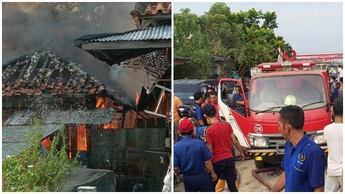 Warga Lagi Melintas Teriak Histeris, Lihat Api Besar di Pabrik Kasur, Kronologi Kebakaran di 12 Ulu