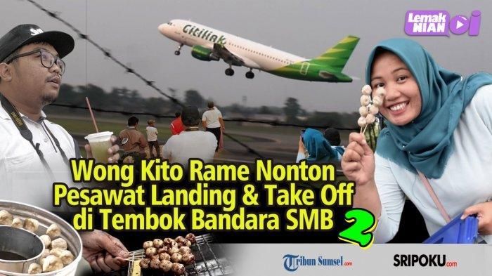 Libur Nataru Diprediksi Ada 7.000 Penumpang di Bandara SMB II
