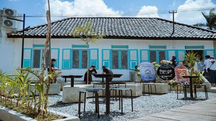 Daftar Tempat Ngopi Dekat Kantor Wali Kota Palembang, Termasuk Rumah Loer