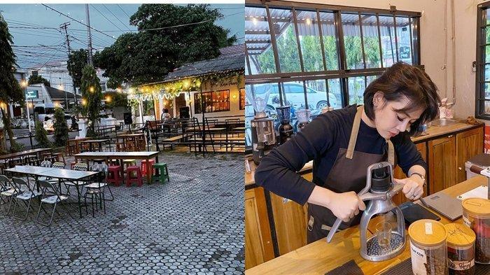 Kedai Puan Bisa Jadi Rekomendasi Tempat Ngopi di Palembang, Seruput Kopi Sambil Baca Komik