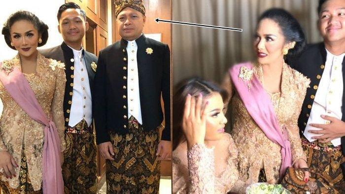 Krisdayanti tak Janji jadi Pendamping Nikahan Aurel & Atta Sebab Raul Lemos: Menghormati Suami Saya