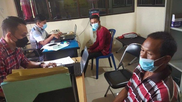 Baru Bangun Tidur, 2 Pemuda Ini Dijemput Polsek Prabumulih Timur: Untuk Beli Rokok