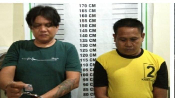 Tidak Jera, 2 Pria di Lubuklinggau Kembali Berurusan dengan Polisi Ditangkap Saat Pesta Narkoba