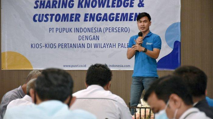 Perkuat Engagement, PT Pusri Palembang Adakan Sharing Knowledge