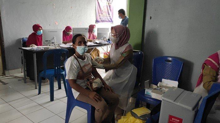 Perkembangan Virus Corona di Muara Enim, Meski Seminggu Ini Mulai Turun Satgas Tetap Kirim Warning