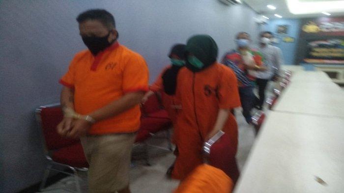 Ingat Oknum Perawat Gerakkan Bisnis Sabu Keluarga di Palembang? Perkembangan Kasus: Sidang Ditunda