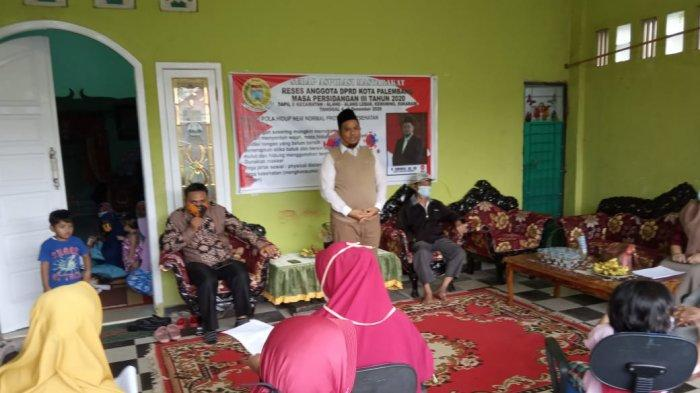 Drainase Tersumbat Akibat Hujan, Anggota DPRD Kota Palembang, Ridwan: Bisa Menjadi Sumber Penyakit