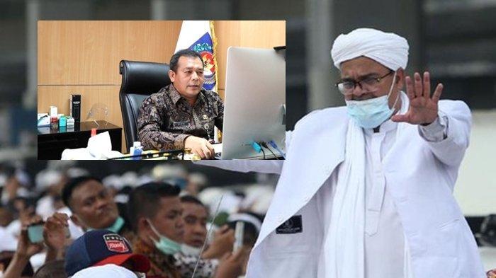 Kemendagri Sebut SKT FPI Bermasalah, Aziz: Urusanya Dipersulit, Kami Tak Butuh Dana Pemerintah