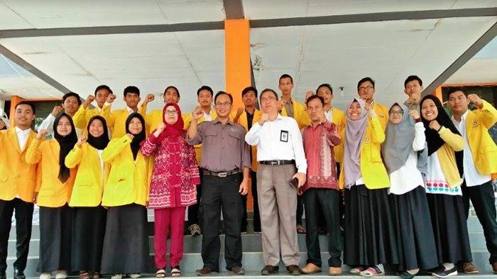 Ekspedisi Nusantara Jaya 2018, Kemenko Maritim Berangkatkan 25 Mahasiswa Unsri ke Kepulauan Riau