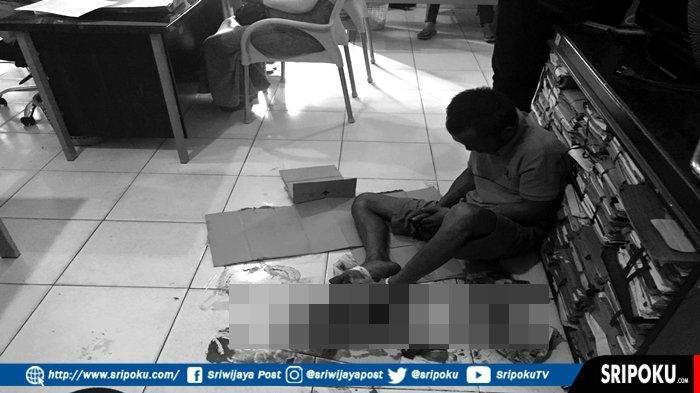 Perampok Bersenpi yang Merampok Ibu Hamil di Banyuasin Ini, Keok Ditembak Jatanras Polda Sumsel