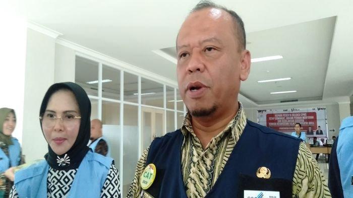 Dari 17 Ribu Peserta Tes CPNS Pemkot Palembang yang Diterima Hanya 916 Orang