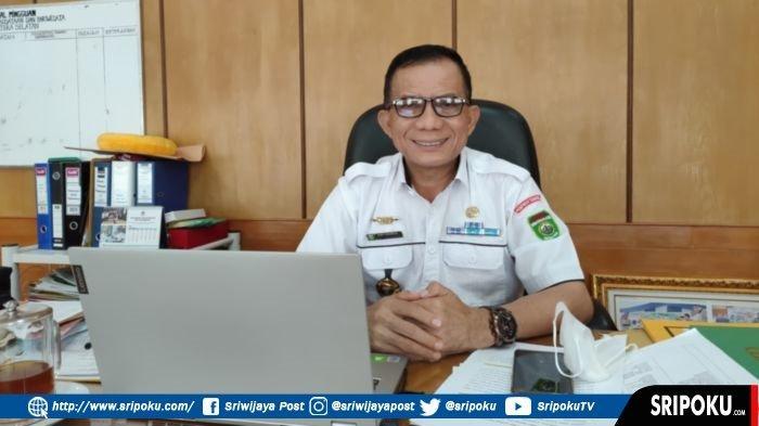Aufa Syahrizal Dilantik Gubernur Sumsel H Herman Deru sebagai Plh Bupati Ogan Ilir