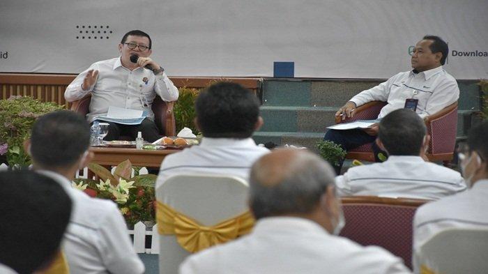 Kerjasama Dengan Kejati Sumsel, Pusri Cegah Tindak Pidana Korupsi Dalam Korporasi