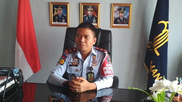 Lapas Surulangun Rawas Muratara Tingkatan Penjagaan, Cegah Barang-barang Berbahaya Masuk Lapas