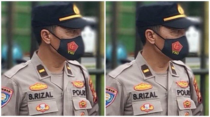 Ipda Syamsul Rizal :Tantangan TerberatCuaca Terlalu Panasdi Pos Penyekatan