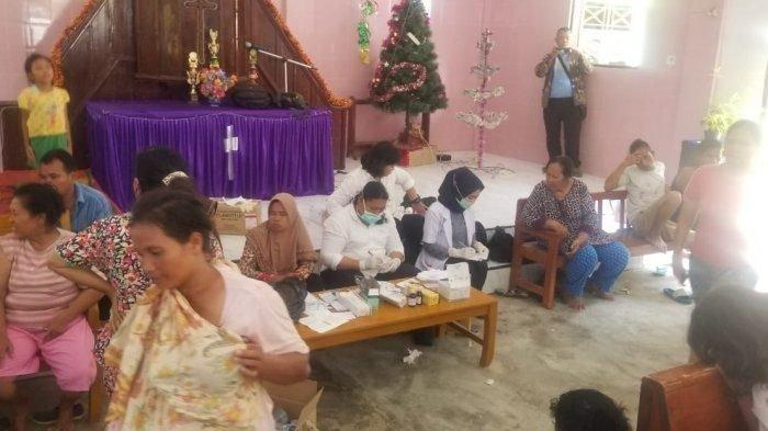 83 Orang Keracunan Usai Santap Daging Babi di Pesta dan Doa Bersama di Kabupaten Langkat Sumut