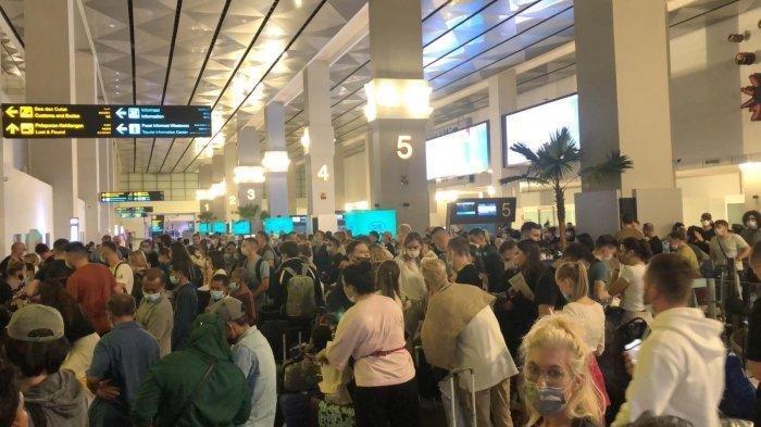 Varian Baru Virus Covid-19 Masuk Indonesia, Bandara Soekarno Hatta Buat Peraturan Baru