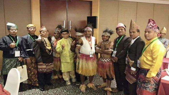 Tarian Burung Putih Diiringi Musik Tanjidor Asal PALI Mampu Pukau Penonton di Hotel Ciputra Jakarta