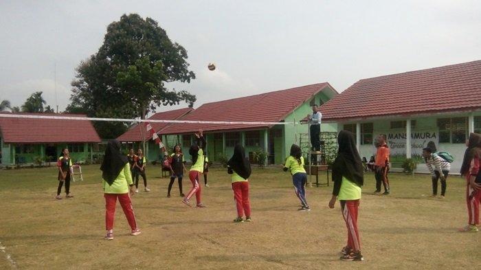 Berita Musirawas: Intip Keseruan Turnamen Bola Voli di MAN 1 Musirawas