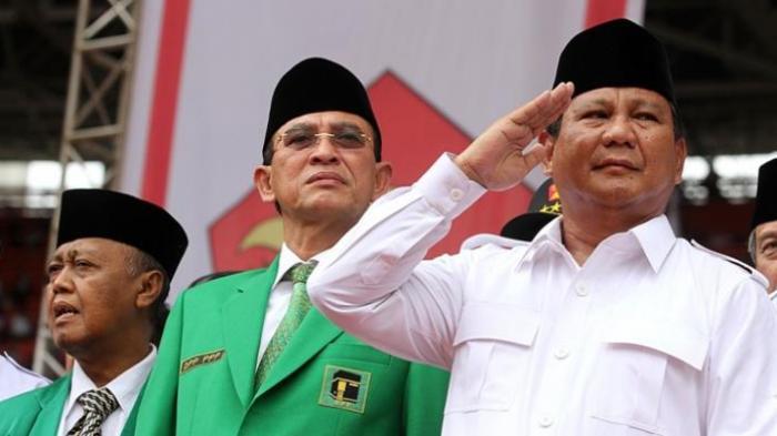 Gara-Gara PDIP, Prabowo Tolak Koalisi Dengan Partai Golkar di Pilkada Sulut