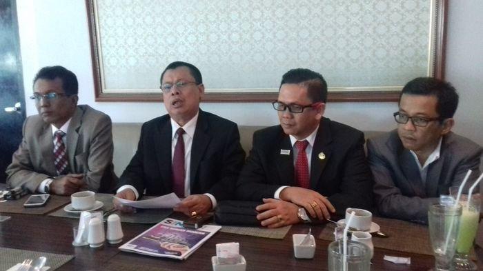 Ikadin Palembang Desak Ketua MA Bertanggungjawab Terkait Maraknya Hakim Terkena OTT