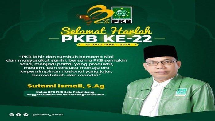 Ratusan DPC PKB Ingin Muktamar Luar Biasa, Ketua DPC PKB Palembang : No Coment