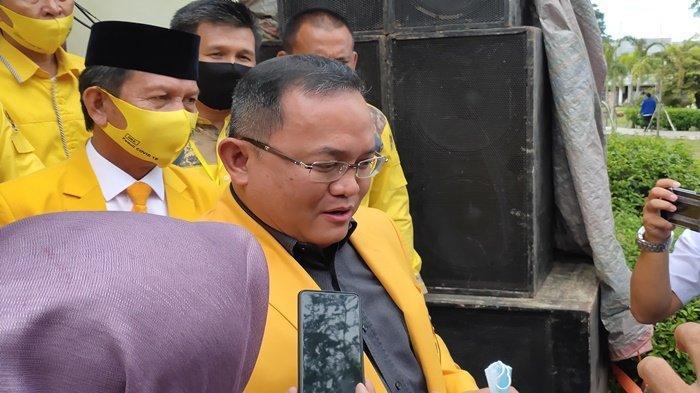 DODI Reza Alex Tegaskan Golkar Belum Ambil Keputusan di Pilkada Ogan Ilir 2020, Ilyas atau Ovi?