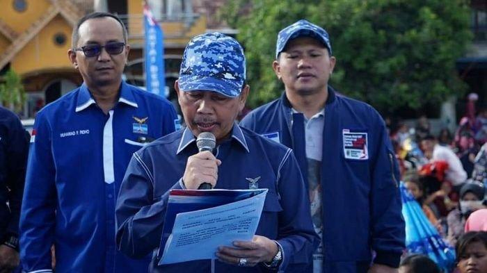 Marzuki Alie Dukung Ibas Jadi Ketum, Partai Demokrat Sumsel SIAGA Tegaskan Tolak KLB Medan, Illegal
