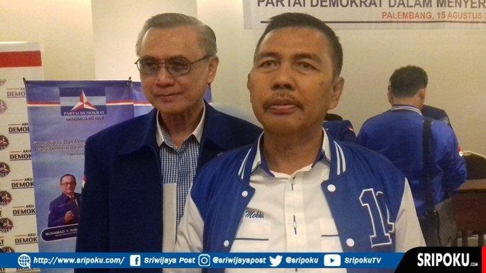 Kader Demokrat Sumsel Siap Berangkat ke Jakarta Dongkrak Kemenkumham, AHY : Moeldoko Musuh Bersama