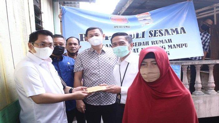 Sinergis Pemkot Palembang-REI Sumsel Atasi Rumah Tak Laik Huni
