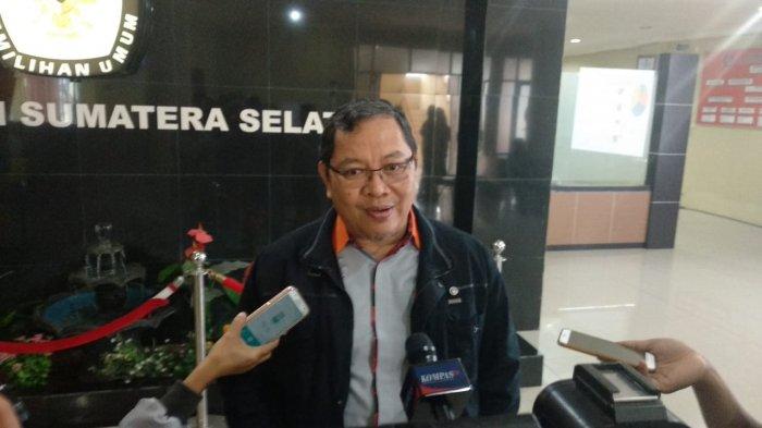 KPU Sumsel Verifikasi Berkas 33 Bacaleg DPD RI, Umumkan Usai Tanggal 18 Juli 2018