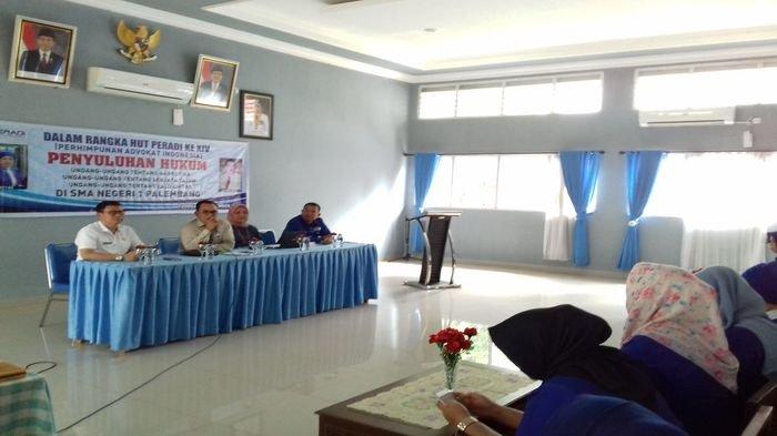 Berita Palembang: Penyalahgunaan Narkoba Sudah ke Titik Nadir. Dari 100 Pemuda, 2 Terkontaminasi