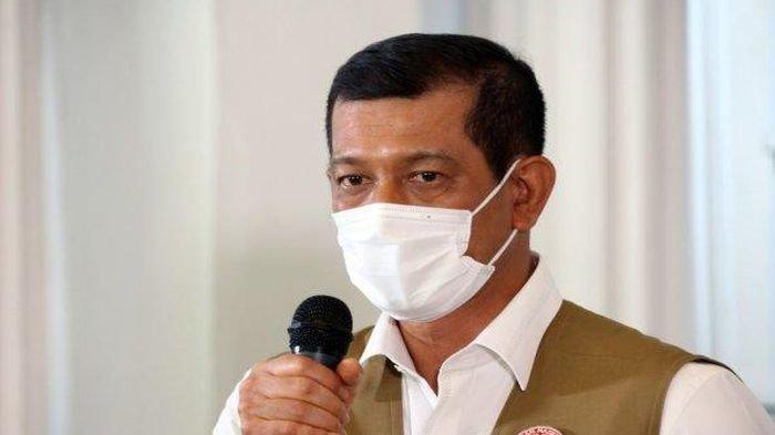 Ketua Satuan Tugas Penanganan Covid-19 Doni Monardo Umumkan Dirinya Positif Tertular Virus Corona