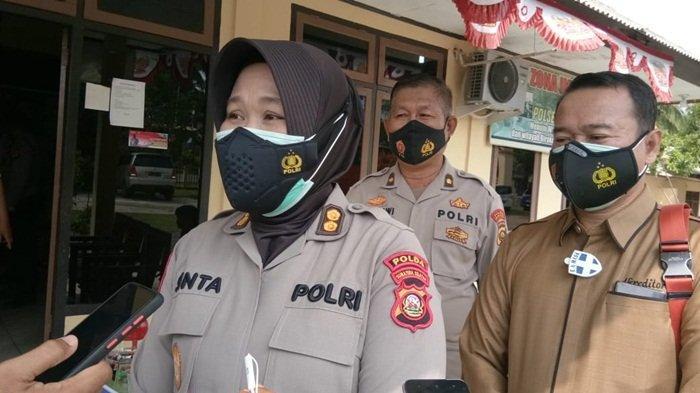 AKBP Sinta Monitoring dan Asistensi Implementasi Polsek Harkamtibmas di Polsek Karang Jaya Muratara