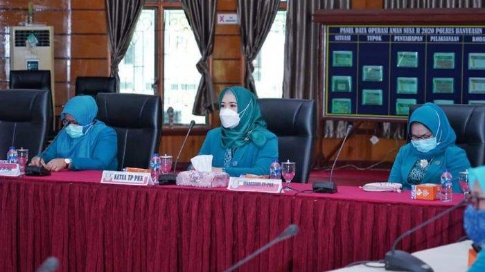 TP PKK Kabupaten Banyuasin Siap Meningkatkan 10 Program PKK