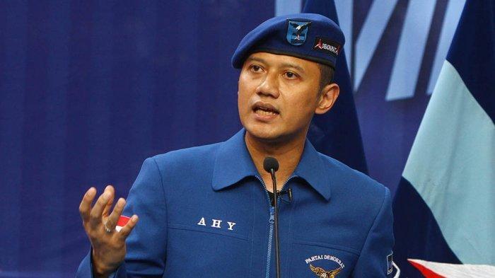 Reaksi AHY Saat Didesak Untuk Segera Meminta Maaf Kepada Presiden Jokowi