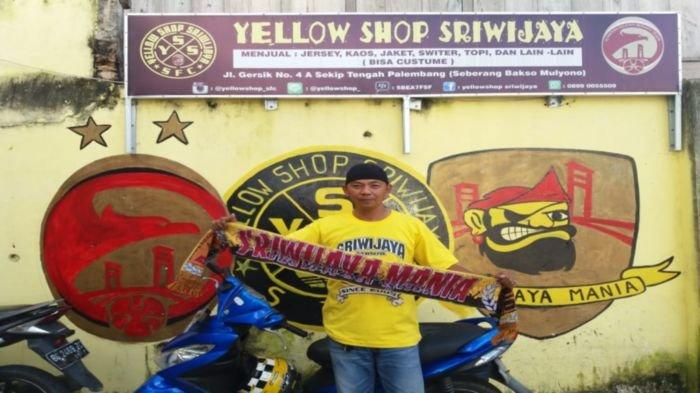 Suporter Sriwijaya Mania: Kalau Kualitasnya Bagus Dak Masalah Pemain Sriwijaya FC dari Lokal